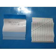 PAR DE CABO FLAT SAMSUNG modelo UN40JU6500GXZD / UN55JU6000 / UN60JS7200 / UN65JU6000 / UN65JU6500 CÓDIGO BN96-34970A