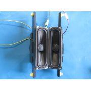 PAR DE ALTO- FALANTES DA TV SAMSUNG UN58H5203AGXZD