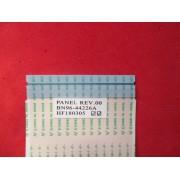 CABO FLAT SAMSUNG MODELO UN58MU6120G CÓDIGO BN96-44226A