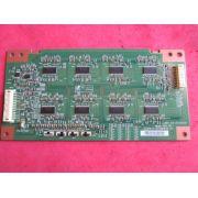 PLACA INVERTER SONY MODELO KDL-60W855B / KDL-70W855B CÓDIGO 4H.V3616.011/A  /  V361-101