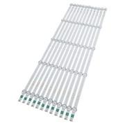 KIT 12 BARRAS LED SONY - Modelo KD-65X750F   Código SVA650A66_5LED_REV04_171128