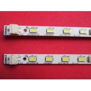 KIT 2 BARRAS LED SEMP TOSHIBA LE4057 CÓDIGO *35018294 / KDL40RS611UN