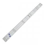 KIT 2 BARRAS LED TCL SEMP L32S4900S 4C-LB3206-HR01J 32HR330M06A5 V5