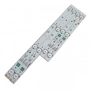 KIT 4 BARRAS DE LED SEMP TOSHIBA - Modelo DL3253W / DL3253 / 32L1500 | Código *35021099 / *35021100
