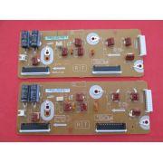 PAR DE BUFFER SAMSUNG LJ41-10337A / LJ92-01964A MODELO PN60F5300AFXZA / PN60F5500 / PN60E8000