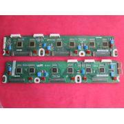 PAR DE PLACA BUFFER SAMSUNG PL64D550C1G / PN64D8000FF LJ92-01792A  LJ92-01791A