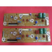 PAR DE PLACA ZSUS SAMSUNG MODELO PN43F4500 LJ41-10361A / LJ92-02037A
