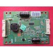 PLACA INVERTER LG MODELO 32LV3400 CÓDIGO 6917L-0072A / PPW-LE32GD-O (B)