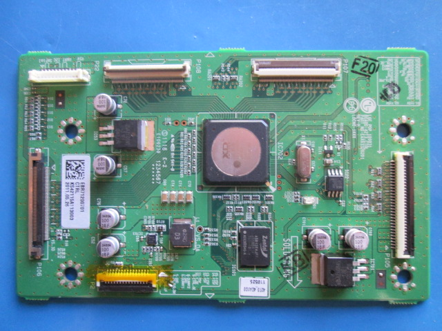 PLACA T-CON LG MODELO 42PW350 42PT350 EAX63326201 / EBR71200701