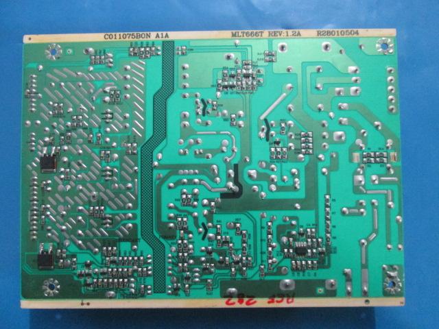 PLACA FONTE CCE MLT666T MODELO D32/ PH32M / PH32M2 / PH32M3
