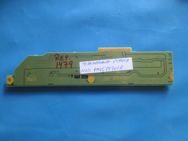 BUFFER PANASONIC TNPA4185 MODELO TH-42PV70LB