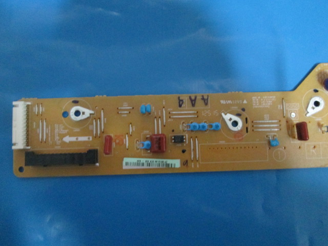 PLACA BUFFER SAMSUNG LJ41-10182A / LJ92-01881A MODELO PL51E450A1GXZD / PL51E490B1GXZD