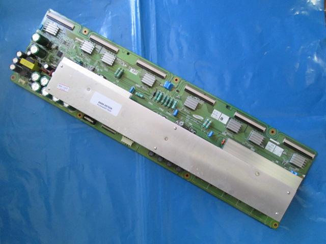 PLACA YSUS SAMSUNG  PN50A400C2DXZA LJ92-01516A  REV AA1 BN96-06765A