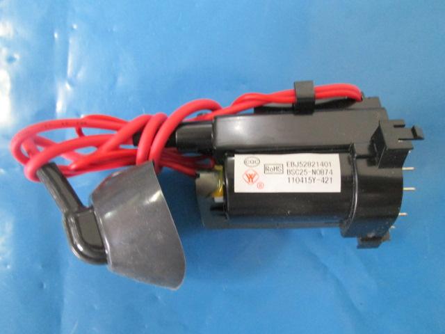 FLYBACK LG BSC25-N0874 / EBJ52821401 MODELO 14FK3RB/RD