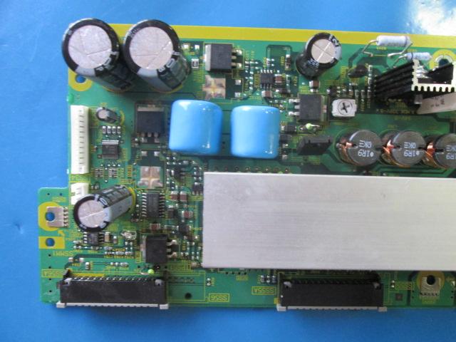 PLACA ZSUS PANASONIC MODELO TH-42PV70LB TNPA4183   - Jordão R.Camacho