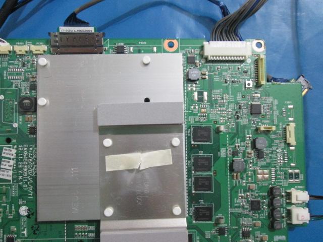 PLACA PRINCIPAL LG MODELO 84LM9600 55LM8600 EAX64503909(1.0) / EBT62235004