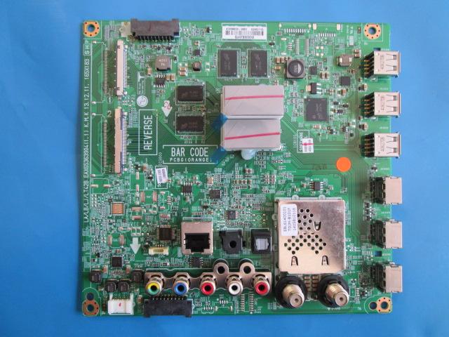 PLACA PRINCIPAL LG MODELO 60LB6500 CÓDIGO EAX65363904(1.1) / EBU62451115  NOVA