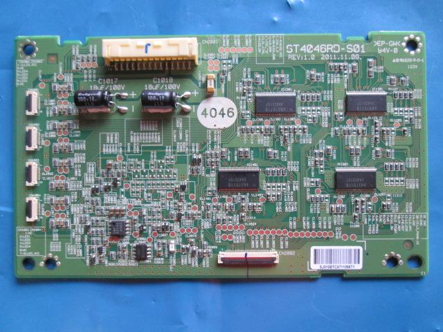 PLACA INVERTER SONY MODELO KDL-46HX850 MODELO ST4046RD-S01