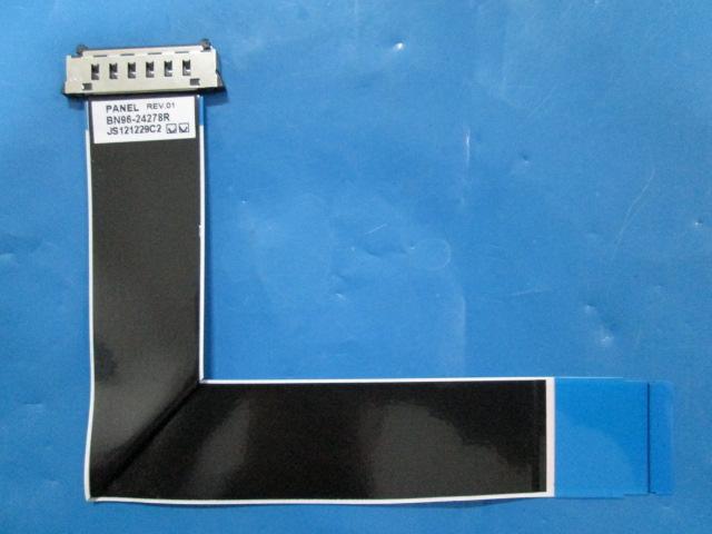 CABO FLAT SAMSUNG ORIGINAL BN96-24278R MODELO UE32F5000AK