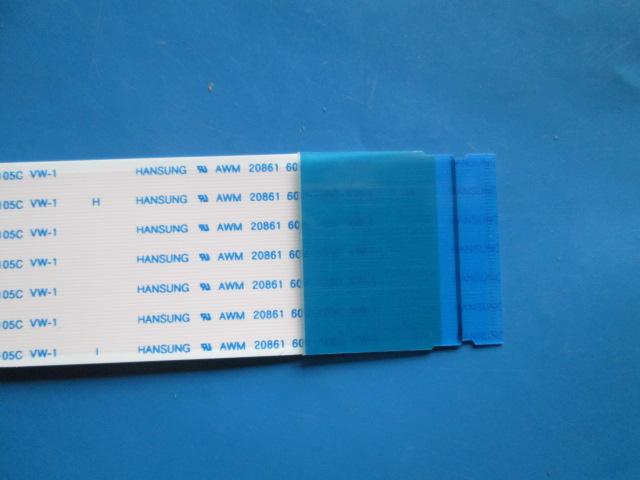 CABO FLAT ORIGINAL SAMSUNG BN96-31530B MODELO UN40H6350AF / UN40H6400AG