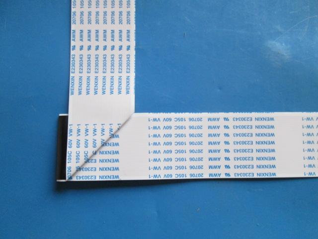 CABO FLAT ORIGINAL SAMSUNG BN96-31530N MODELO UN60H6350AFXZA / UN60H6300AF