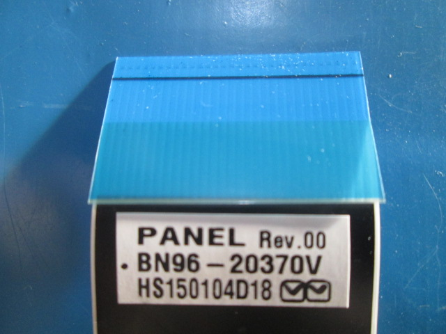 CABO FLAT SAMSUNG ORIGINAL BN96-20370V MODELO UN32EH4003V / UN32FH4205 / UN32JH4205