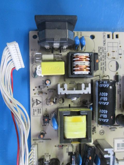 FONTE PHILIPS T50P063 REV:3 MODELO 150S6 MONITOR