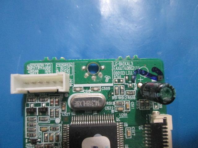 SINAL/PRINCIPAL LG EAX4174802(1) MODELO L1755S