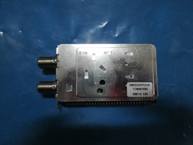 SELETOR VARICAP HBUSTER  DNVS22CXP241A / TC90507XBG