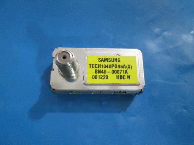 KIT 5 PÇS SELETOR VARICAP SAMSUNG  BN40-00071A MODELO  TECH1040PG46A (S)