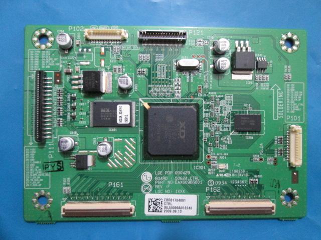 T-CON LG EAX60966001 / EBR61784801 MODELO 50PQ30R / 50PQ30TD / 50PQ60D