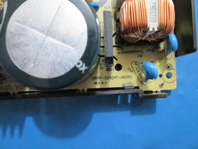 PLACA FONTE SOM SAMSUNG AH44-0201A  MODELO  ORTP-526 (HT-X625)