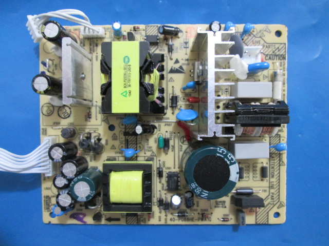 PLACA FONTE PHILIPS HOME THEATER 40-P088HE-PWA1G MODELO HT-D3500X/78