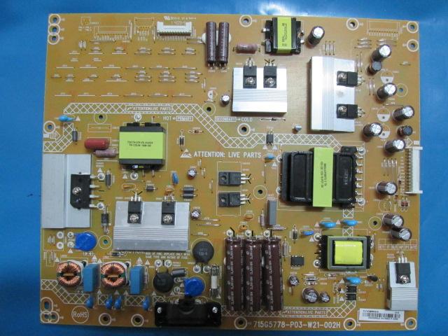 PLACA FONTE PHILIPS 42PFL5008/78 / 42PFL5508/78 715G5778-P03-W21-002H