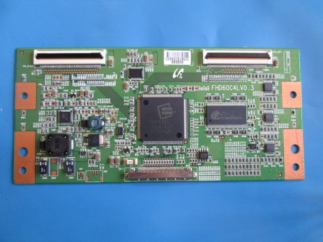 T-CON SAMSUNG  FHD60C4LV0.3   MODELO  LN46A550P3RXZD / LN52A550 / LN52A610