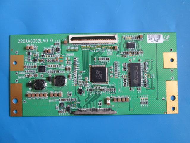 PLACA T-CON SEMP TOSHIBA MODELO  LC3241W CÓDIGO 320AA03C2LV0.0