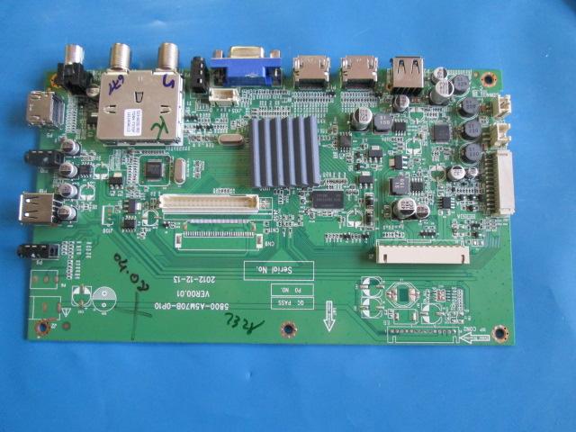 PLACA PRINCIPAL H-BUSTER MODELO HBTV-39L06HD 5800-A5M70B-0P10 COM PLUG
