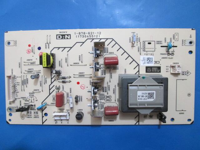 PLACA INVERTER SONY MODELO KDL-64XBR9 1-878-621-12 / 173045512 / A1663190E