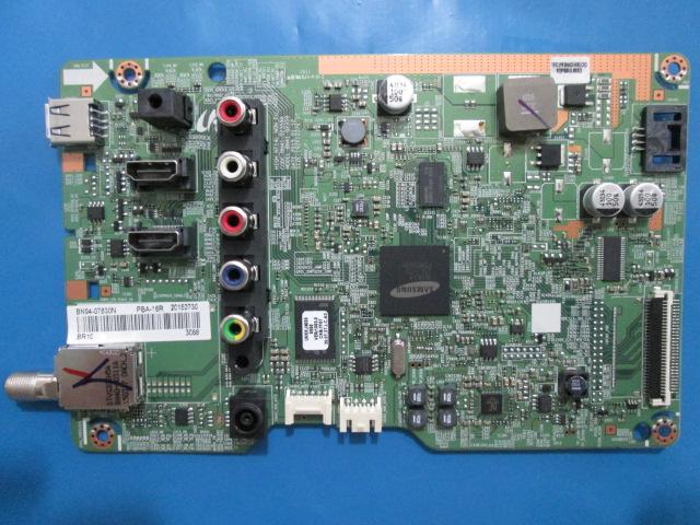 PLACA PRINCIPAL SAMSUNG MODELO UN32J4000AG UN40J4000G BN94-07830N TESTADA.