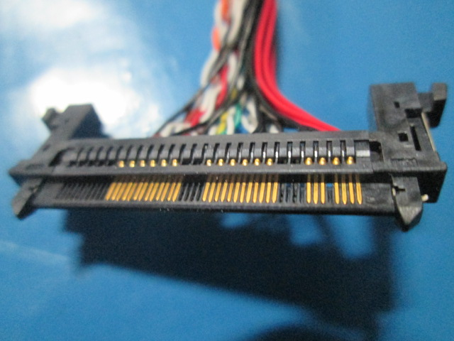 CABO LVDS T-CON P/ SINAL PHILIPS 43PFG5000/78