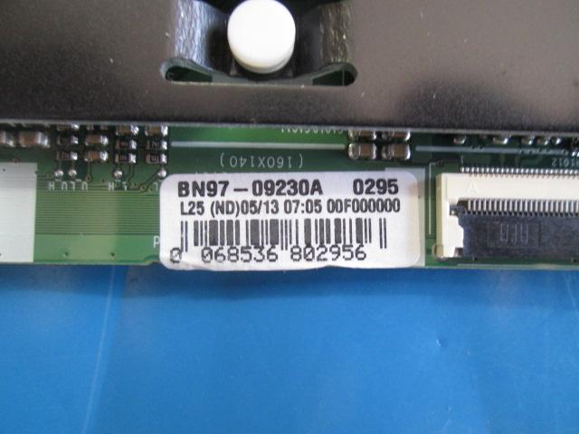 PLACA T-CON SAMSUNG BN95-01943A / BN97-09230A MODELO UN65JU6700FXZA