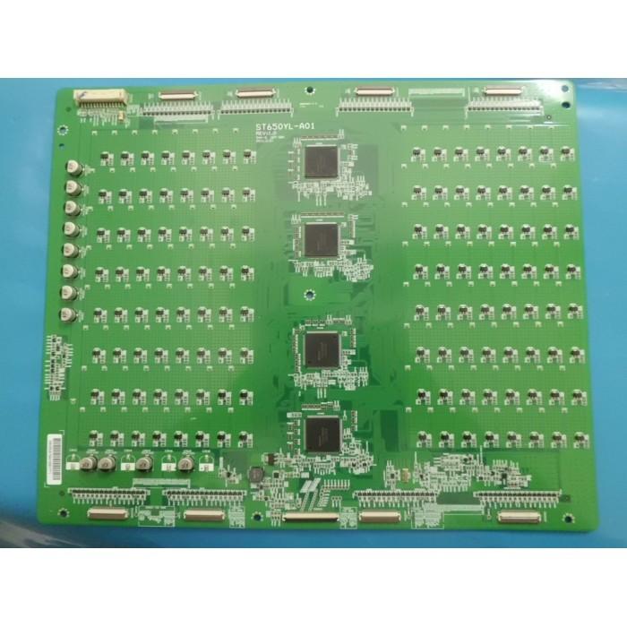 PLACA INVERTER SONY MODELO XBR-65HX929 CÓDIGO ST650YL-A01
