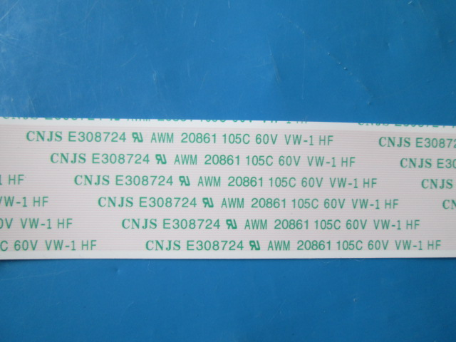 PAR CABO FLAT TV SAMSUNG UN55H6103AG BN96-33236C