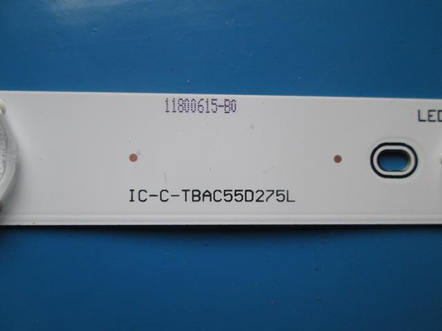 BARRA DE LED TV PHILIPS 55PFG7109/78 IC-C-TBAC55D275L