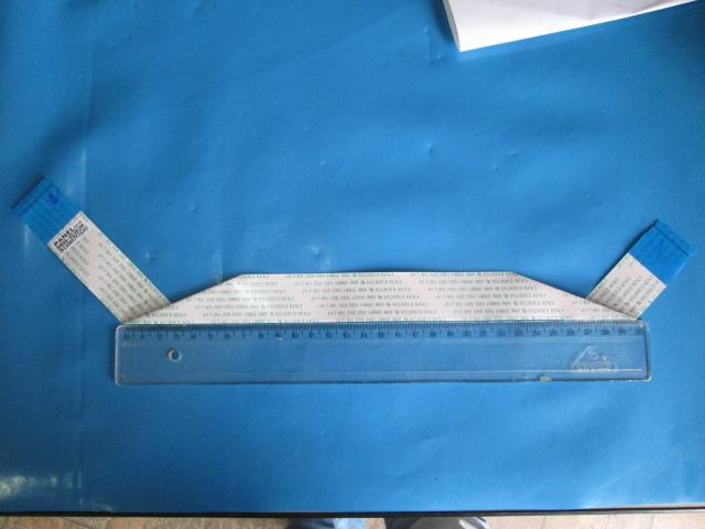 CABO FLAT SAMSUNG MODELO UN55HU8700 CÓDIGO BN96-30262M