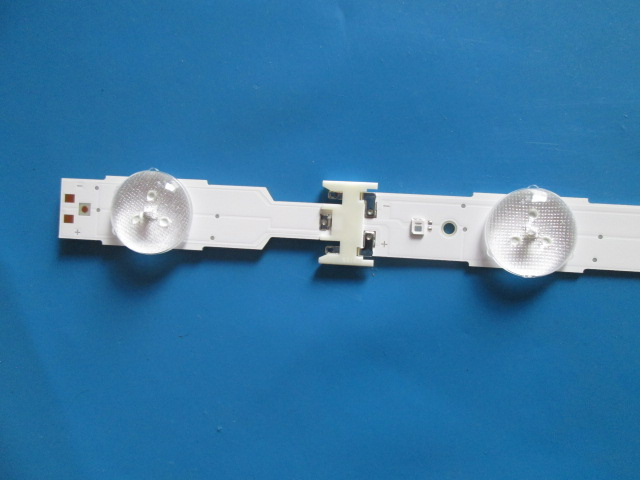 BARRA DE LED TV LG UN55JU6000 LM41-00135A S 5U75 55 FL L8 REV1.4 150224