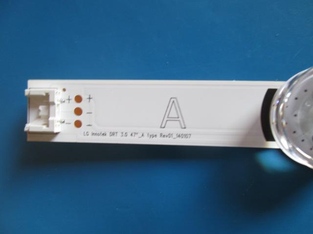BARRA DE LED TV LG 47LB6500 6916L-1779A DRT 3.0 47 A TYPE REV00_130820
