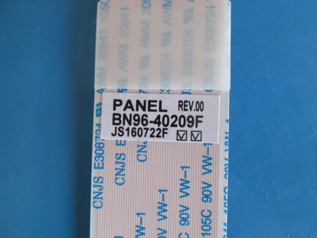 CABO FLAT SAMSUNG ORIGINAL UN49K6500 BN96-40209F