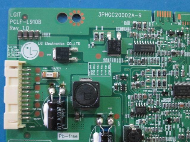 INVERTER LG 3PHGC20002A-R / EBR71507701  MODELO 42LE8800  - Jordão R.Camacho