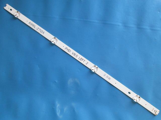 BARRA DE LED LG 49LH5700 6916L-2712A V16.5 LEFT 2 (FHD)